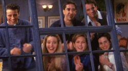 Elenco de 'Friends' vai aparecer na televisão novamente. E por um ótimo