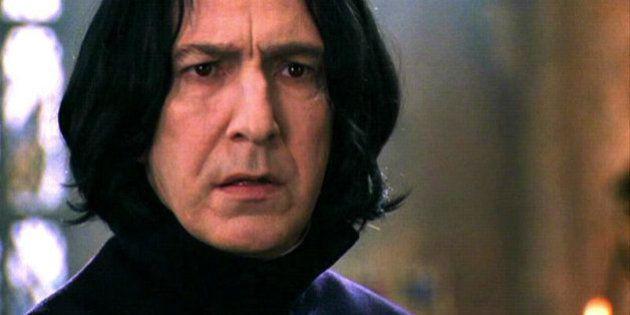 Morte de Alan Rickman: morre aos 69 anos ator que interpretou Snape, de Harry
