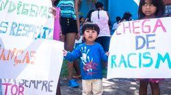 Não foi crime racial, diz suspeito da morte de criança indígena em