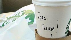 Um brasileiro teve a ideia de mudar seu nome para 'Fora, Temer' no