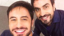 É oficial: Ricardo Tozzi e Fábio de Melo são gêmeos (separados por um