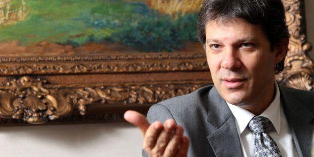 Gestão de Fernando Haddad decretou sigilo em documentos da guarda civil