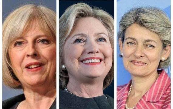 May, Clinton e Bokova: Quem são as mulheres que vão comandar o mundo no