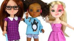 Em resposta à campanha de inclusão, marca cria linha de bonecas com