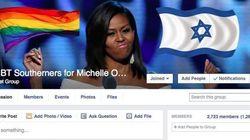'Transformei um grupo de orgulho branco no Facebook em Sulistas LGBT admiradores de Michele