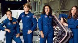 50% da nova equipe da NASA é composta só por mulheres. E isso é