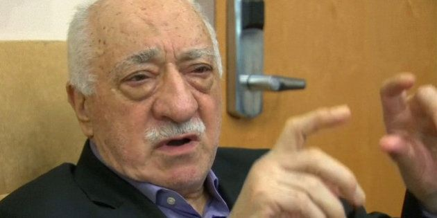 U.S.-based cleric Fethullah Gulen, whose followers Turkey blames for a failed coup, is shown in still...
