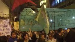 ASSISTA: Protesto contra aumento da passagem em BH termina com repressão da