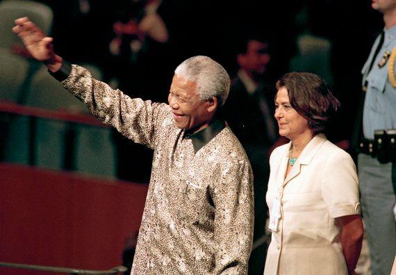 ONU marca Dia Internacional Nelson Mandela com 67 minutos de