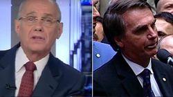 Boechat tem um recado para Bolsonaro: 'Torturador é o tipo mais baixo da