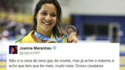 Já passou da hora de você seguir a Joanna Maranhão no