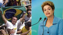 Dilma rebate homenagem de Bolsonaro a torturador: