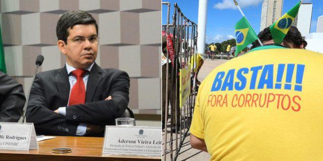 Senador Randolfe Rodrigues denuncia que CPIs se tornaram 'plataforma de negócios' no Congresso