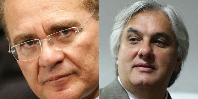 Após citar Cunha, lobista Fernando Baiano envolve Renan Calheiros e líder do PT no Senado em corrupção...