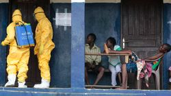 TRISTEZA: Ebola volta a matar na