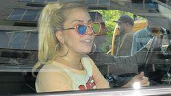 Quem nunca? Gaga leva 1ª multa dias depois de tirar carteira de
