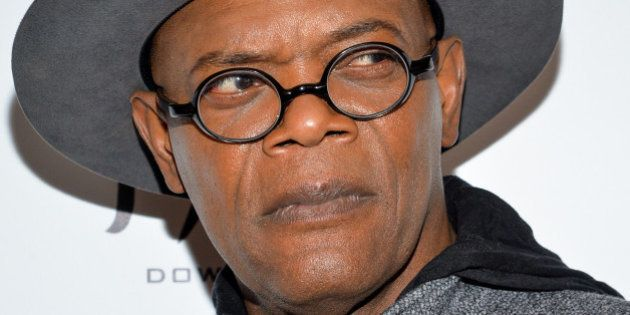 Actor Samuel L. Jackson attends the New York Film Critics Circle Awards at TAO Downtown on Monday, Jan....