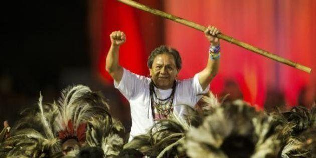 Não há proposta de política indigenista forte no Brasil, diz Marcos