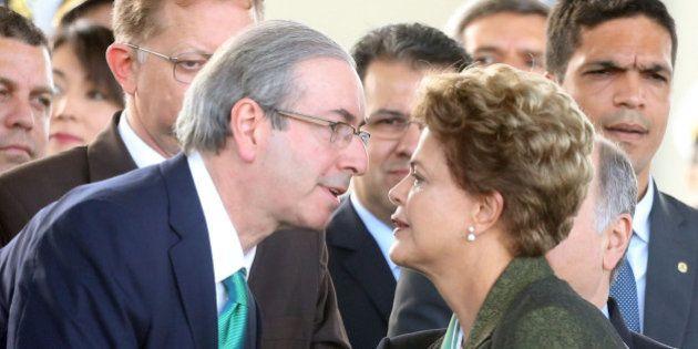 Dilma comenta denúncias contra Eduardo Cunha: 'Eu lamento que seja um