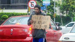 'A gente olha, mas não enxerga': As histórias de quem ajuda os brasileiros que vivem nas