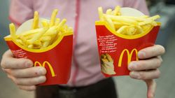 No 'McDonald's do futuro', você pode comer quanta batata frita