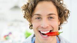 Comer pimenta com frequência pode te ajudar a viver