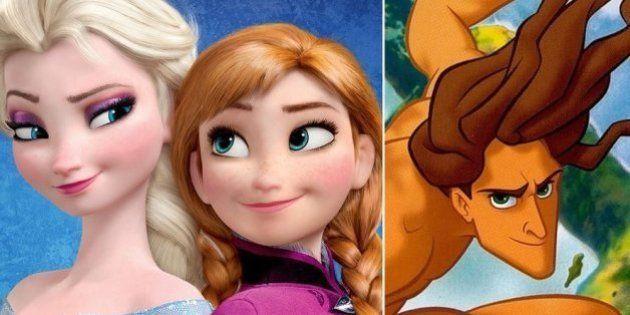 Elsa e Anna são irmãs de Tarzan? Diretor de 'Frozen' acredita que