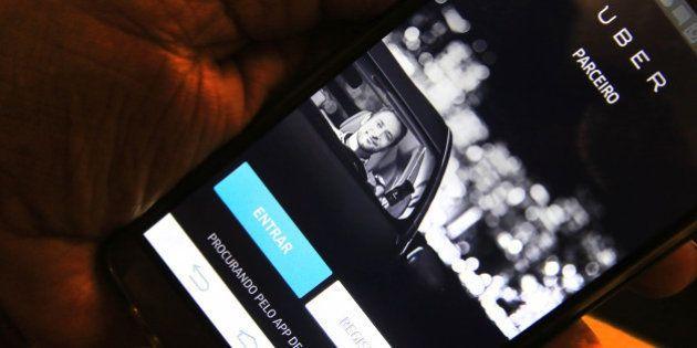 Uber agora opera regularmente em São Paulo. Mas é o passageiro que pagará pela tarifa