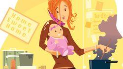 'Só podemos mostrar a maternidade como experiência de plenitude e felicidade', critica