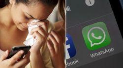 De novo! WhatsApp está bloqueado em todo o