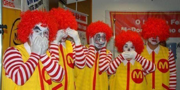 Deputado Carlos Giannazi promete sugerir a criação de uma CPI para investigar abusos do McDonald's em...