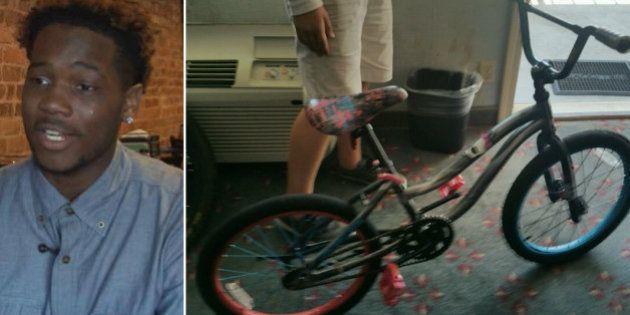 Depois de pedalar mais de 80 km para conseguir estudar, garoto sem-teto consegue emprego e US$ 184 mil...