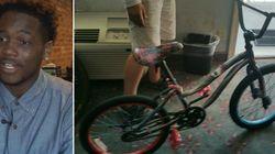 Sem-teto e sem emprego, ele pedalou mais de 80 km para conseguir
