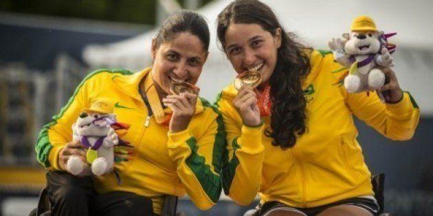 Brasil segue imbatível no Parapan de Toronto e chega a 210