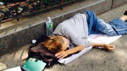 Ex-ricaço de Wall Street vira mendigo em Nova