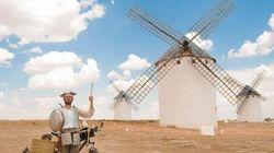 Cavalaria Moderna: Este espanhol recria os passos de Dom Quixote com armadura e