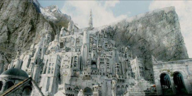 Senhor dos Anéis: Arquitetos lançam crowdfunding para arrecadar dinheiro e construir a cidade de Minas