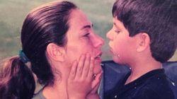 Cissa Guimarães celebra o amor ao lembrar os 6 anos da morte do filho