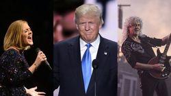 6 artistas que não querem suas músicas na campanha de