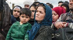 Para estas refugiadas, a vida é uma rotina de medo, abuso sexual e