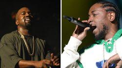 Kanye West libera nova música com Kendrick