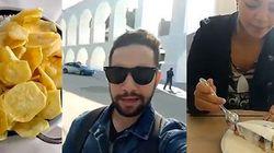 ASSISTA: Daniel Bovolento em um passeio pelos bares da