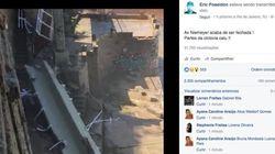 Tragédia: Ciclovia inaugurada em janeiro desaba e deixa mortos no Rio de
