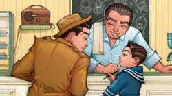 8 quadrinhos para comemorar os 80 anos de Mauricio de