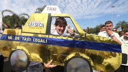 Motorista do Uber recebe liminar e pode circular sem multa pelo Rio de
