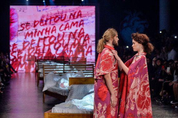 'Amor' é a grande inspiração dos primeiros desfiles da São Paulo Fashion