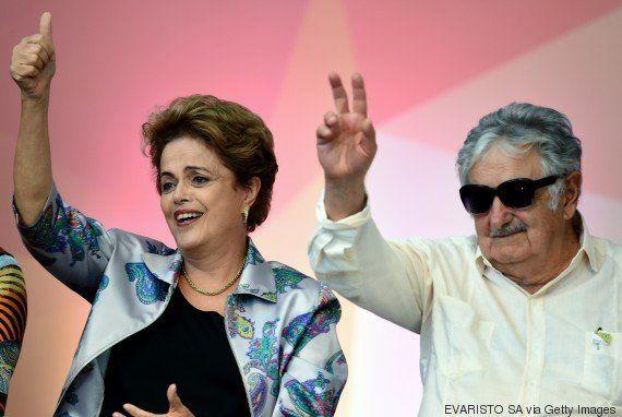 Para Mujica, oposição pensa que consertará a crise ao tirar Dilma: 'É preciso eleger um