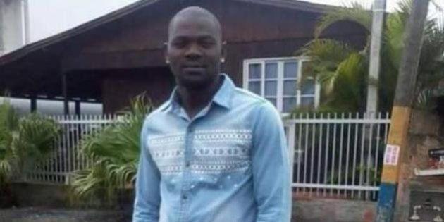 Haitiano é morto a facadas em Santa Catarina e a polícia investiga possível crime de