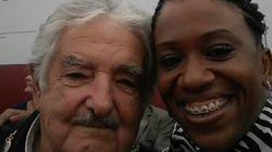 Professora negra recebe medalha em Minas e diz: 'Sou a prova de um novo