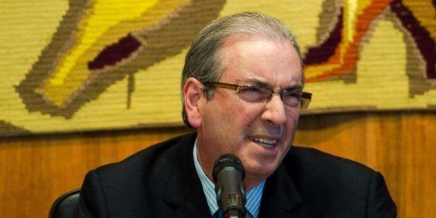 Eduardo Cunha quer barrar inquérito no STF até 2017 por estar na linha sucessória da presidência da